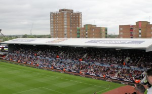 East Stand di Upton Park