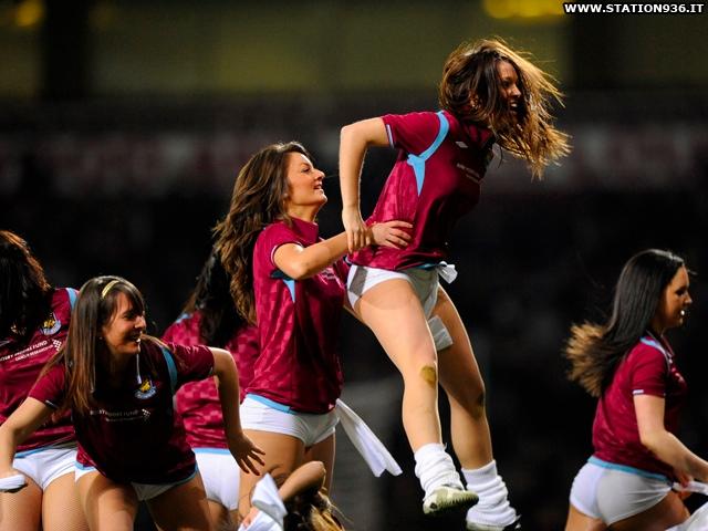 West Ham United Sexy Girls 1