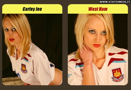 West Ham United Sexy Girls 17