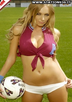 West Ham United Sexy Girls 18