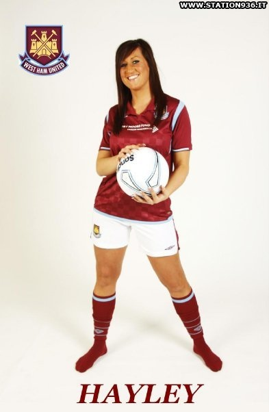 West Ham United Sexy Girls 21