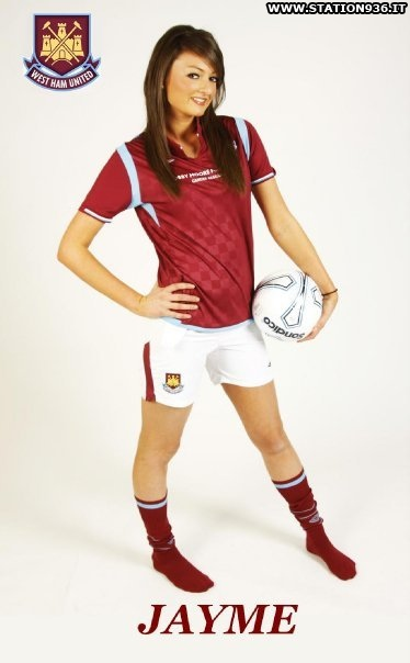 West Ham United Sexy Girls 22