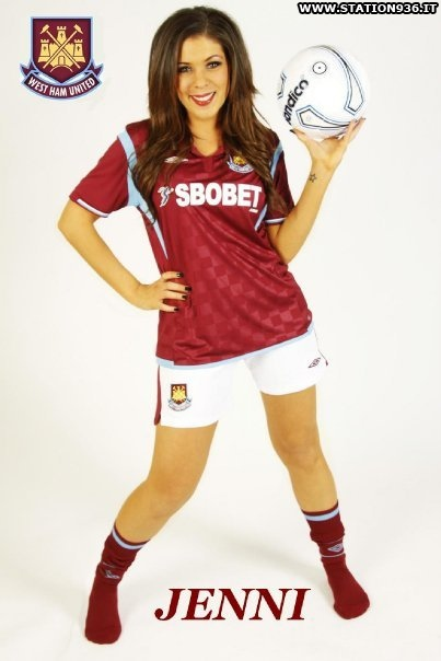 West Ham United Sexy Girls 23