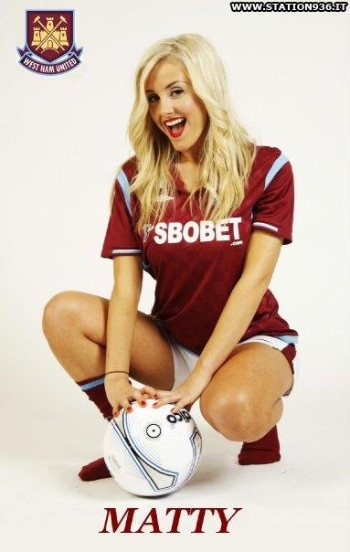 West Ham United Sexy Girls 25