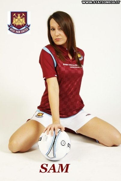 West Ham United Sexy Girls 27