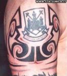 Tatuaggio West Ham United Tattoo 10