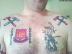 Tatuaggio West Ham United Tattoo 16