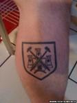 Tatuaggio West Ham United Tattoo 18