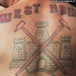Tatuaggio West Ham United Tattoo 3