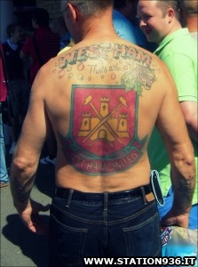 Tatuaggio West Ham United Tattoo 30