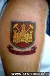Tatuaggio West Ham United Tattoo 35