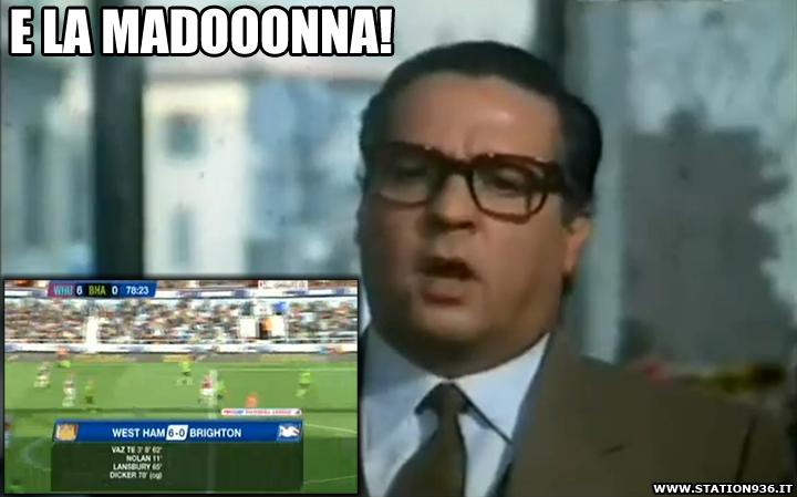 Commento di Pozzetto su West Ham United vs Brighton