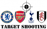 Anti Chelsea, Arsenal, Tottenham e Fulham shirt