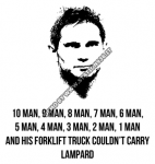 Big fat Frank Lampard