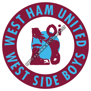West Ham United West Side Boys Oi! skin