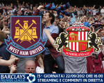 Match thread West Ham vs. Sunderland 22/09/2012