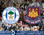 Match thread di Wigan vs. West Ham de 27/10/2012