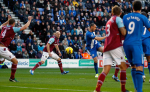 Primo goal del Wigan Athletic contro il West Ham 27/10/2012