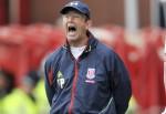 L'allenatore dello Stoke City Tony Pulis