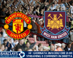 Match thread di Manchester United vs. West Ham 28/11/2012