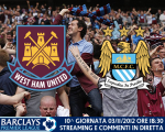 Match thread di West Ham vs. Manchester City 03/11/2012