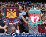 Match thread di West Ham United vs. Liverpool 09/12/2012