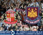 Match thread di Sunderland vs. West Ham United