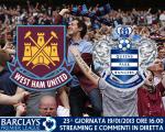 Match thread di West Ham vs. QPR 19/01/2013