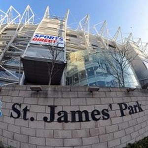 St+James'+Park+was+renamed+the+Sports+Direct+Arena+in+November+last+year
