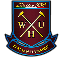 Logo Station 936 West Ham United Italia