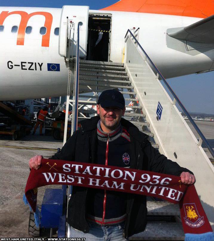 Piero della Station 936 appena tornato da Londra