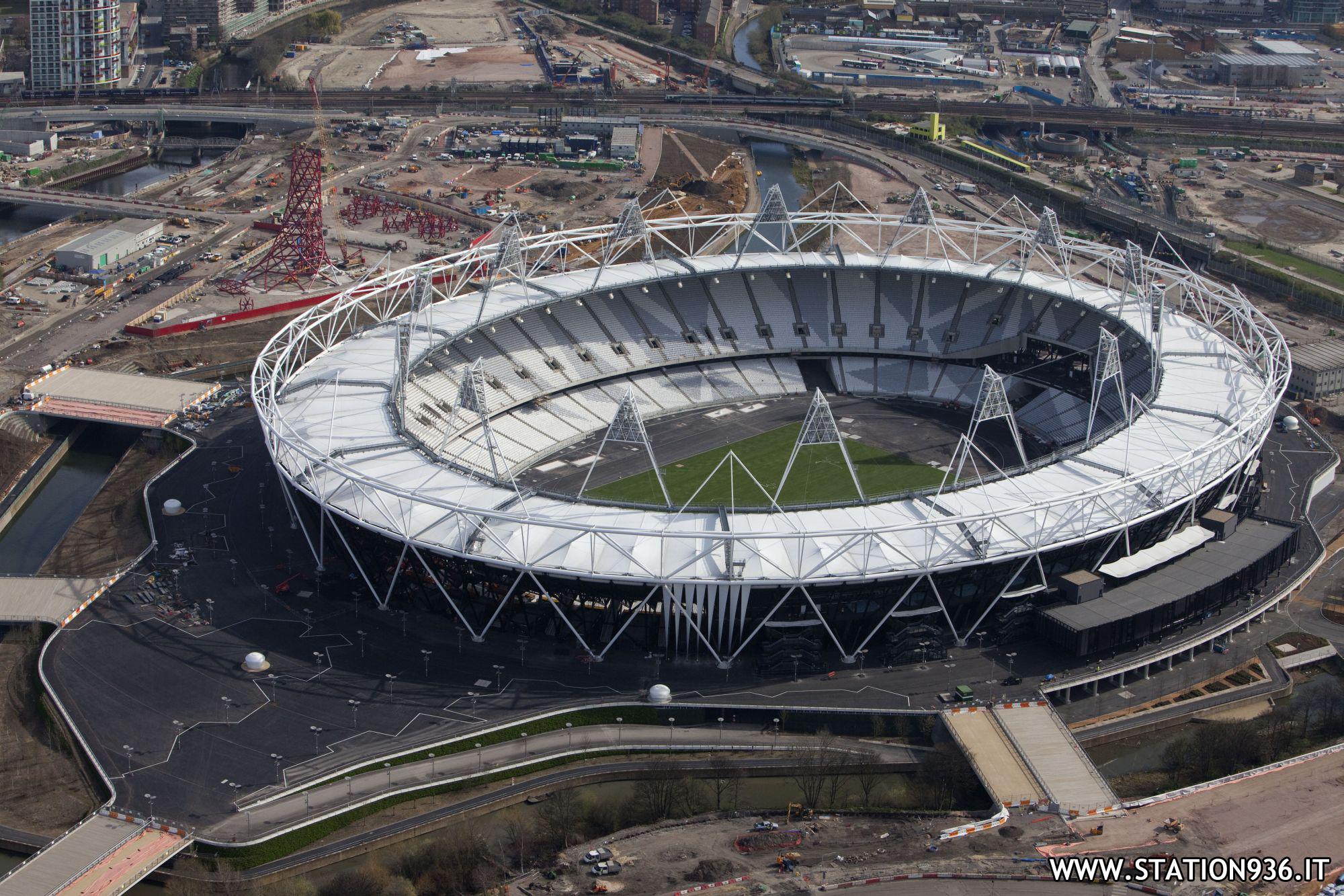 Stadio olimpico di Londra