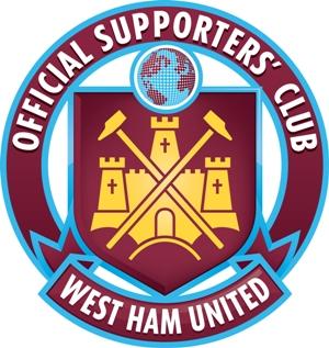 Logo iniziativa Get Official del West Ham United