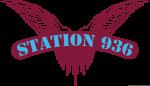 Logo Cock Sparrer versione Station 936 claret and blue
