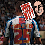 Ironia sul cognome del giocatore Danny Drinkwater