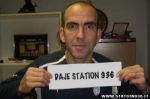 Messaggio di Paolo Di Canio alla Station 936
