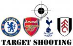Anti Chelsea, Arsenal, Tottenham e Fulham shirt