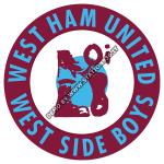 West Ham United West Side Boys Oi! skin